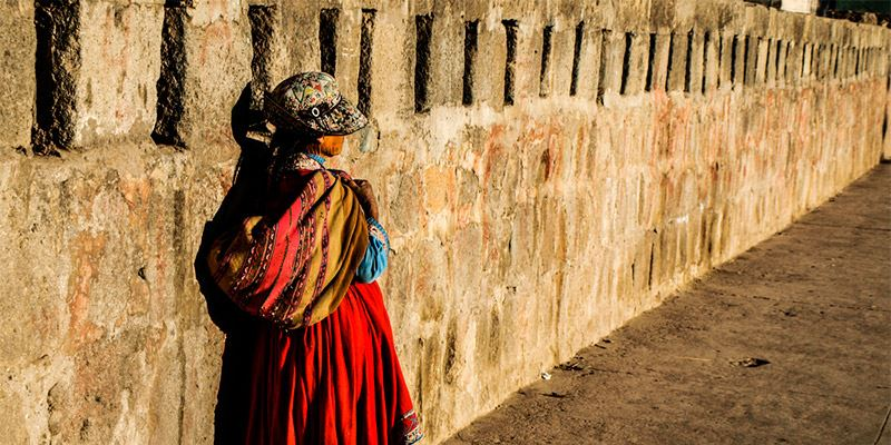 Colca Canyon People