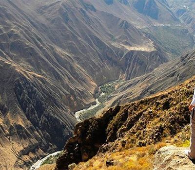 Colca Canyon Trek 2 Days 1 Night