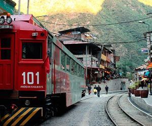Tour by Train to Machu Picchu 1 Day
