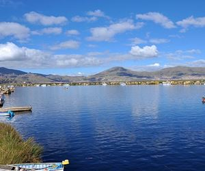 Titicaca Uros Floating Islands & Taquile - Full Day Tour