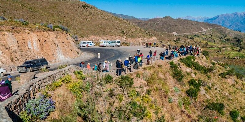 Colca Canyon Trek 3 days