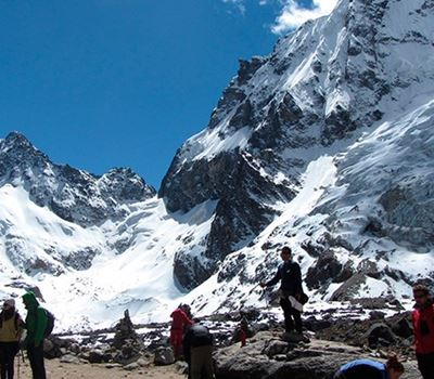 Salkantay Trek 4 days/3 nights