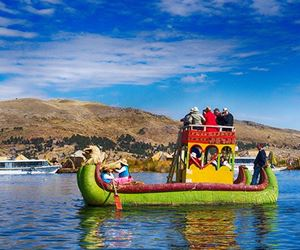 Titicaca Uros Islands & Taquile - 1 Day Tour