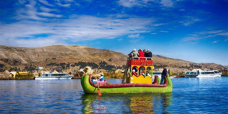 Titicaca full day tour