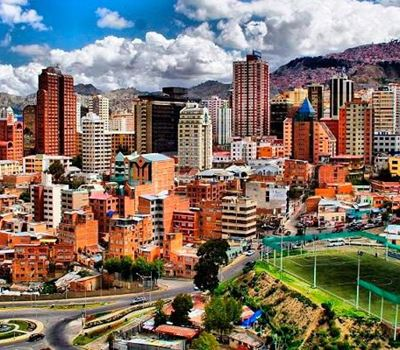 City Walking Tour La Paz