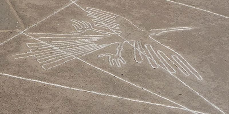 Nazca lines flight tour