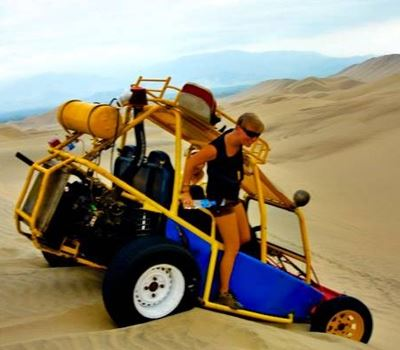 2 Day Trip To Paracas & Huacachina (Night In Huacachina)