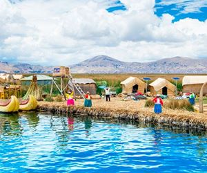 Titicaca Uros Floating Islands - 2 Hour Tour