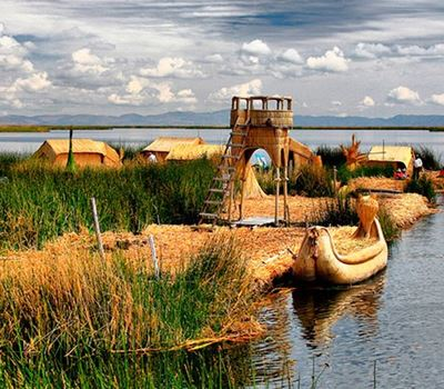 Uros Floating Islands Tour - Afternoon