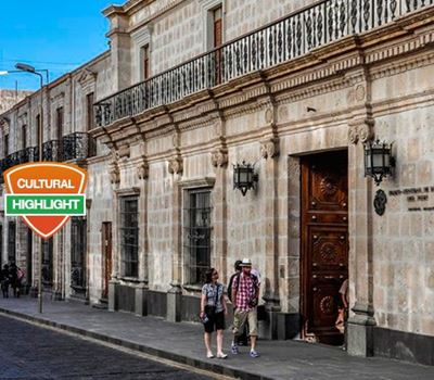 Free Arequipa Walking Tour