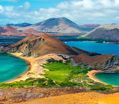 4 Days Galapagos Island Hopping Tour