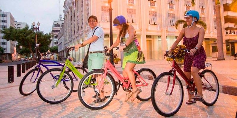 Guayaquil Bike Tour