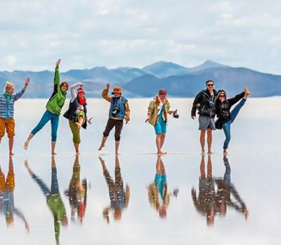 Uyuni Salt Flat Tour 3 Days 2 Nights