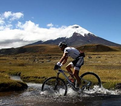 Cotopaxi Bike Tour