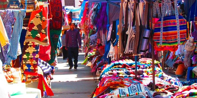 Image result for otavalo market