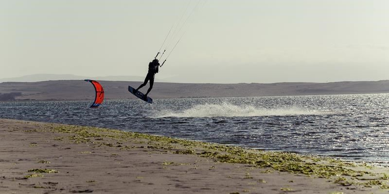 private kitesurfing bye kite club paracas