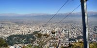 Salta City Tour - City View