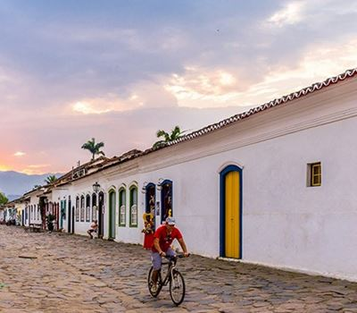 Paraty Free Walking Tour