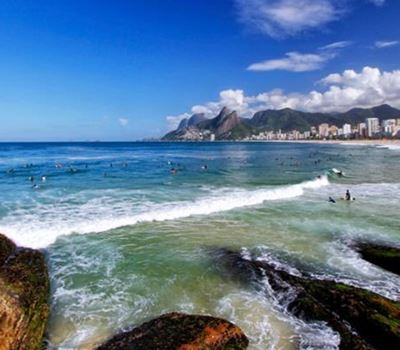 Copacabana and Ipanema Free Walking Tour