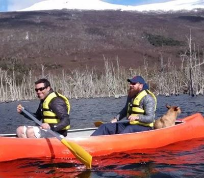 4x4 Adventure and Canoe Tour