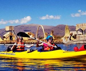 Uros Kayaking And Taquile Island Full Day