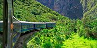 TRAIN  - TOURS BY TRAIN TO MACHU PICCHU