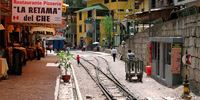 AGUAS CALIENTES - TOURS BY TRAIN TO MACHU PICCHU