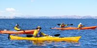 KAYAKS - KAYAKING UROS FLOATING ISLAND