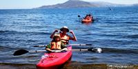 Lake titicaca- Uros kayaking full day