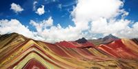 Rainbow Mountain Panoramic View