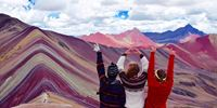 RAINBOW MOUNTAIN TOUR KANTU PERU