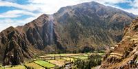 SACRED VALLEY  PANORAMIC VIEW