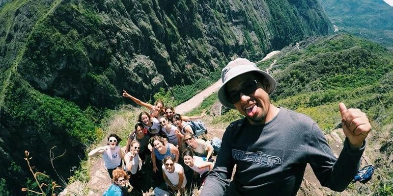 Inca Jungle Trek - group