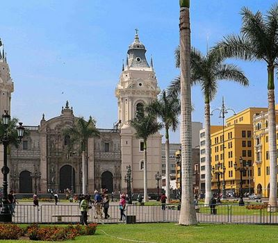 Lima Day Tour Historical Centre of Lima