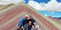 Rainbow Mountain - Rasgos del Peru