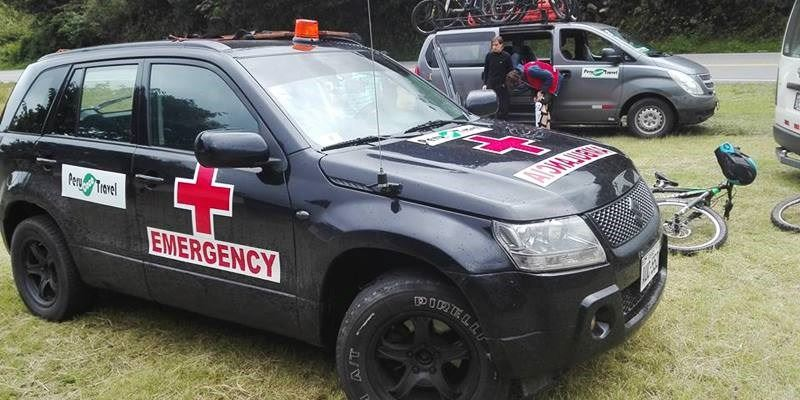 EMERGENCY CAR