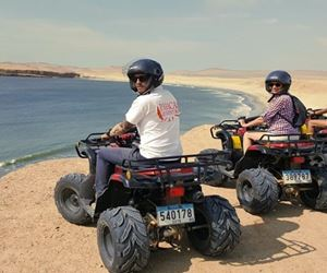 Quad Bike (ATV) in Paracas