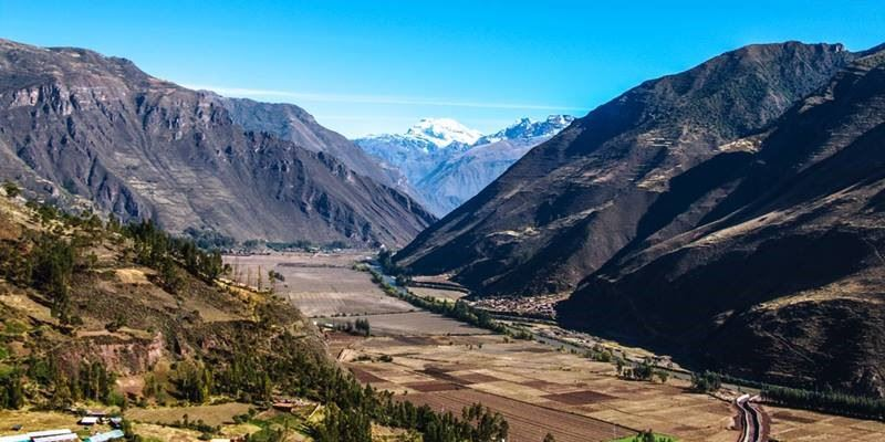 Sacred Valley with Machu Picchu 2