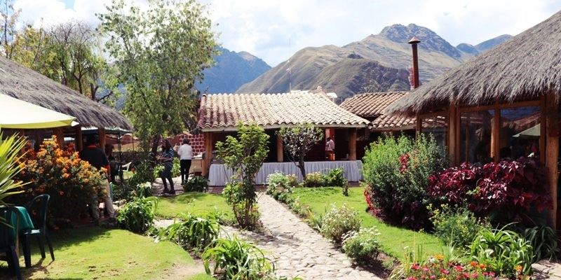 Sacred Valley with Machu Picchu 1