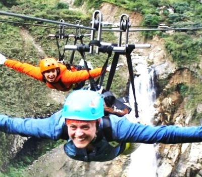 3 Day Tour To Baños
