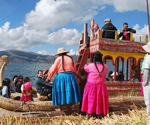 Titicaca Uros Floating Islands - Morning Tour