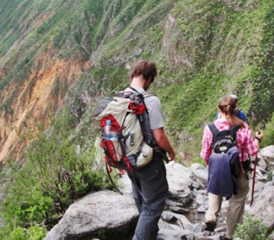 Colca Canyon Trek 3 Days 2 Nights