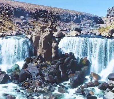 Pillones Waterfall Tours - Arequipa | FindLocalTrips