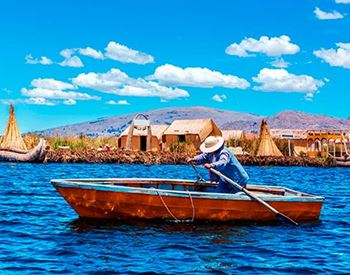 Lake Titicaca Floating Islands Tours