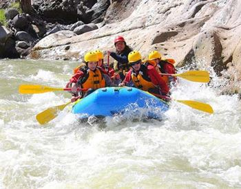 Rafting Tours In Arequipa