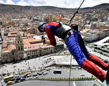 Outdoor Activities in La Paz