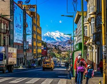 Walking Tours in La Paz