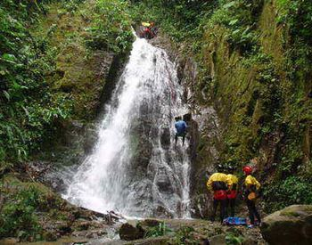 Canyoning Tours in Baños