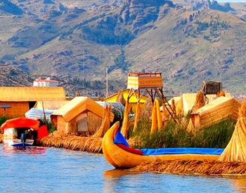 Uros Islands Tours Puno