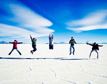 Uyuni Salt Flats One Day Tours